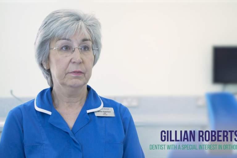 Dr Gillian Robertson