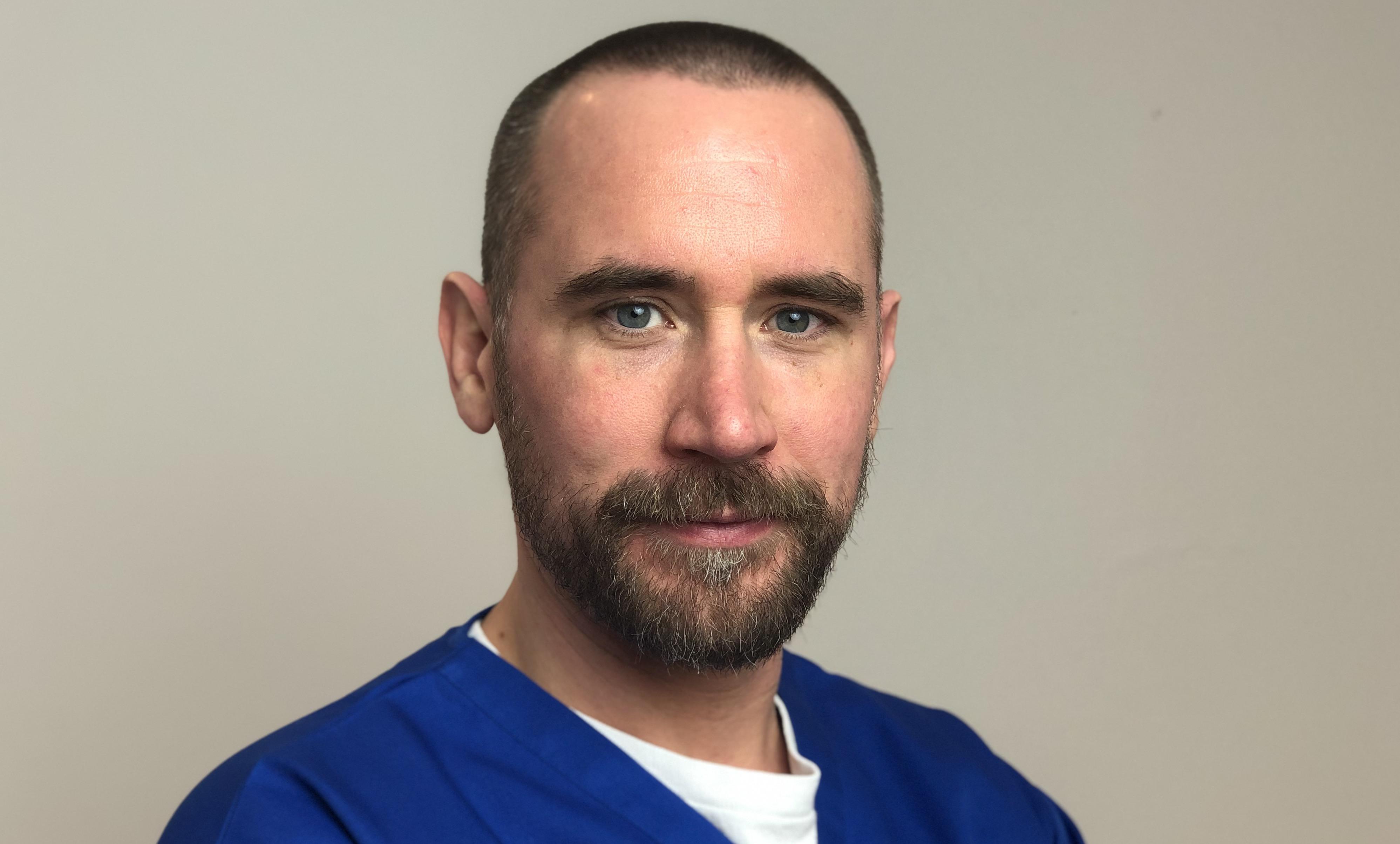 Dr Gregor McPherson