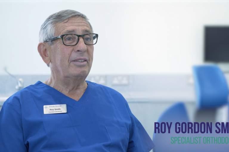 Dr Roy Gordon Smith