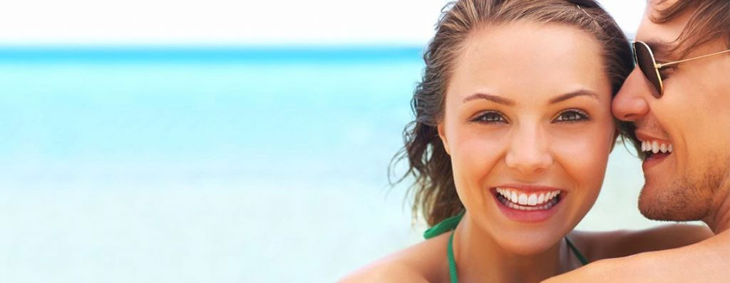 Clear Fixed Braces for Adults
